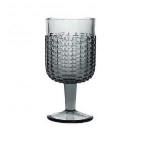 Бокал для вина Lara 350 мл, цвет серый