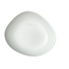 Тарелка глубокая Organic White 20 см