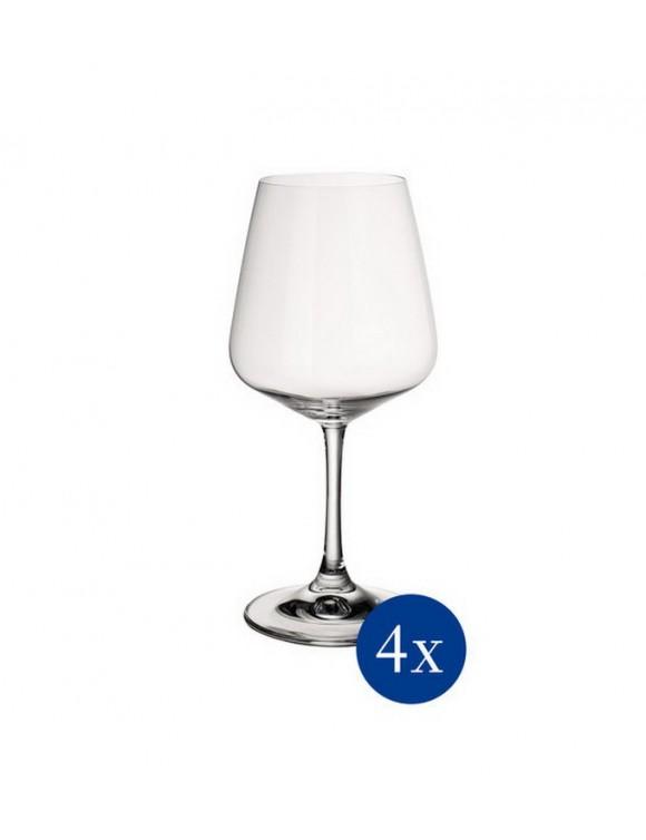 Набор из 4 бокалов для красного вина Ovid 590 мл
