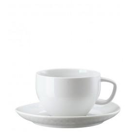 Блюдце для чашки для завтрака Junto White 18 см