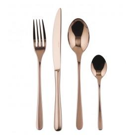 Набор столовых приборов Taste Copper 24 предмета