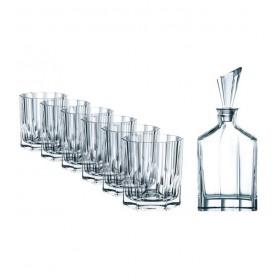 Набор для виски Aspen (графин и 6 бокалов)