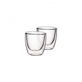Набор из 2 стаканов для эспрессо Artesano Hot&Cold Beverages 110 мл