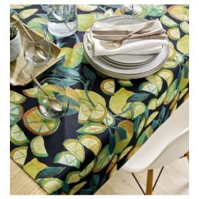 Салфетка под тарелку Limone 35x50см (цвет темно-синий)