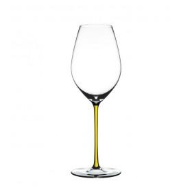 Бокал для вина Champagne Fatto a Mano желтый