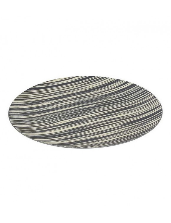 Тарелка сервировочная Ebony 33 см